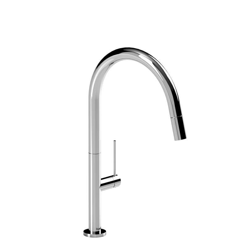 Vento kitchen faucet with spray – Consolidated Plumbing Supply