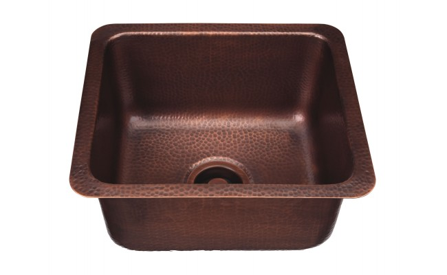 antique-copper-como-kitchen-sink-kpu-1715ha