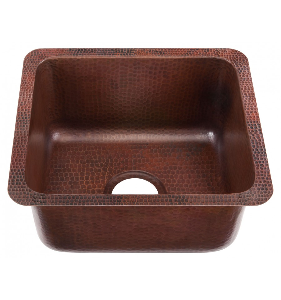 Como Antique Copper Bar/Prep Sink – Consolidated Plumbing Supply